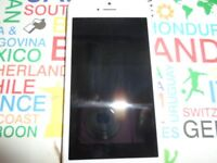 Apple iPhone 5 - 16GB - White / Silver Network Unlocked***With Faulty Earphone Socket