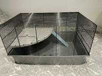 X-large Grey Hamster Cage