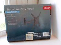 LOGIK LFMM16 Full Motion TV Bracket