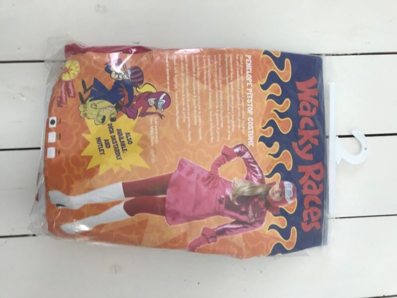 Penelope Pitstop 70s or 80s retro fancy dress outfit from Wacky Races for sale  Muswell Hill, North London