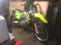 Crf 450 efi road legal