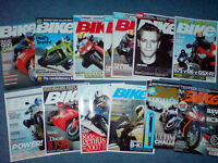 Performance Bikes, BIKE, Fast Bikes, Two Wheels Only, Visordown, MSL, TBM motorcycle magazines