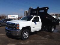 2015 Chevrolet 3500 HD NEW 2015 CHEV. 3500 WITH DUMP READY TO GO
