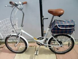 LADIES/GENT 3 SPEED TOWN BIKE-- GREAT FOR GETTING AROUND TOWN--£45