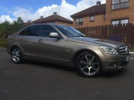 Mercedes Benz C220 CDI Low Miles,