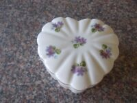 Vintage china pin dish very good condition