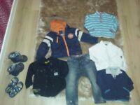 Boys clothes 3-5