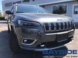2019 Jeep New Cherokee Overland | 4x4 | NAV | CARPLAY