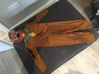 Scooby doo outfit great for Halloween