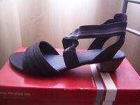 Ladies Marco Tozzi sandals size 7 (41) £8