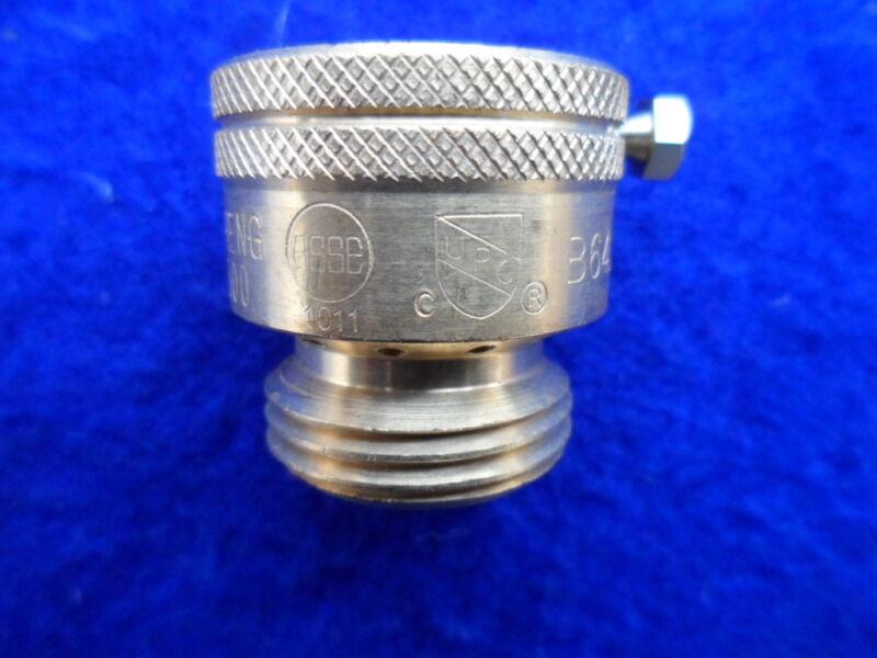 Brass Hose Bibb Vacuum Breaker Backflow Preventer Anti-Siphon (UPC,ASSE 1011)