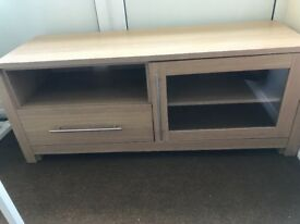Wood telly stand/cabinet