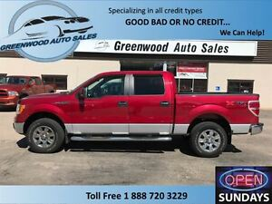 2010 Ford F-150 XTR,CRUISE,AC,4X4...FINANCE NOW!!!