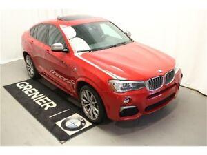 2017 BMW X4 M40i, Groupe M, Groupe premium