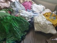 Large Bundle of Baby Clothes