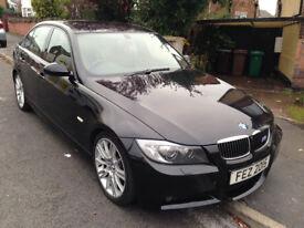 BMW Msports 320d