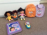 Dora and Diego bundle