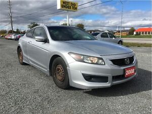 2008 Honda Accord Cpe EX-L V6 Navi at