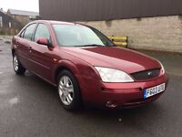 Ford Mondeo 2.0 Ghia 5dr (S/HISTORY) 2003