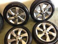 Nissan note alloy wheel size 185– 55–16
