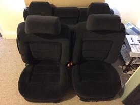 VW Passat B5 Cloth Seats