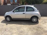 Nissan micra 1.0 great first car not clio corsa peugeot
