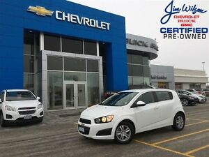 2016 Chevrolet Sonic LT AIR HEATED SEATS REMOTE START!!!