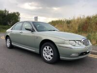 Rover 75 1.8 Club 4dr 12MONTHS MOT | 2 KEYS | 2 F/KEEPERS