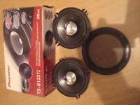 """Pioneer TS-G1331i Dual Cone 13cm 5.25"""" Car Coaxial Speakers 460W Total Power"""