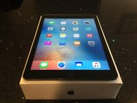 Apple iPad air 16gb wifi retina display, boxed, Immaculate, with warranty till November