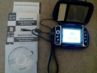 iRiver Multimedia Player. With case etc.,