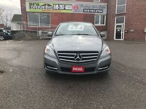 2012 Mercedes-Benz R-Class R350 BlueTEC - DIESEL - ONE OWNER-NO