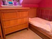 M&S Chloe Nursery Furniture Set