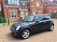 2006 MINI ONE 1.6 AUTOMATIC, MOT 12 MONTHS, SERVICE HISTORY, HPI CLEAR