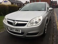 VAUXHALL VECTRA LIFE 1.8 5 DR (NO ADVISORY 2 OWNER)