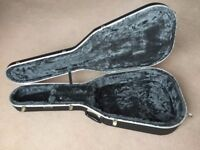 Hiscox Lifeflite steel string dreadnought acoustic guitar case (hard shell)