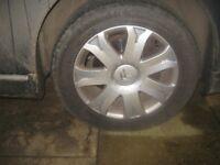 "Spare Wheel WANTED 16"" Citroen C5"