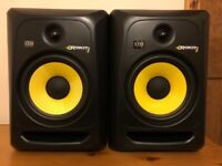 KRK Rokit RP8 G3 Black Active Studio Monitor (pair)