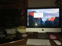 iMac 21.5 for sale good condition looking for a quick sale