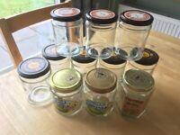 FREE jam jars