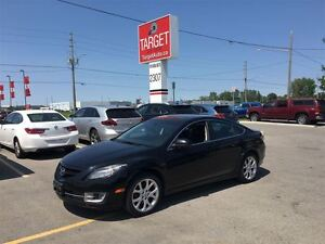 2010 Mazda MAZDA6 GT Loaded; Leather, Roof, and More !!!!!!