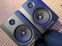M-Audio BX5 Studio Monitors