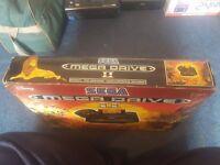 mega drive lion king console