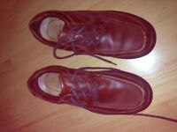 Men's real leather shoes