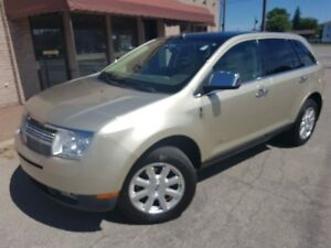 2010 Lincoln MKX LEATHER / SUN ROOF / AWD FULL GARANTEE!!