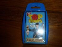 Brand new Top Trumps 3d special of Horrible Histories