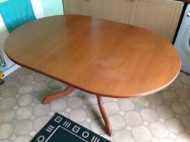 Gateleg Teak Table - Seats 6