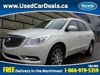 2015 Buick Enclave AWD 3.6L Htd Lthr Fully Equipped Sunroof