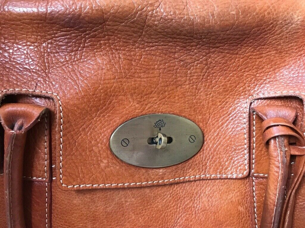 6e963bc0f7 Mulberry style leather handbag with dustbag | in Glen Parva, Leicestershire  | Gumtree