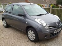 NISSAN MICRA 2005 LOW MILEAGE